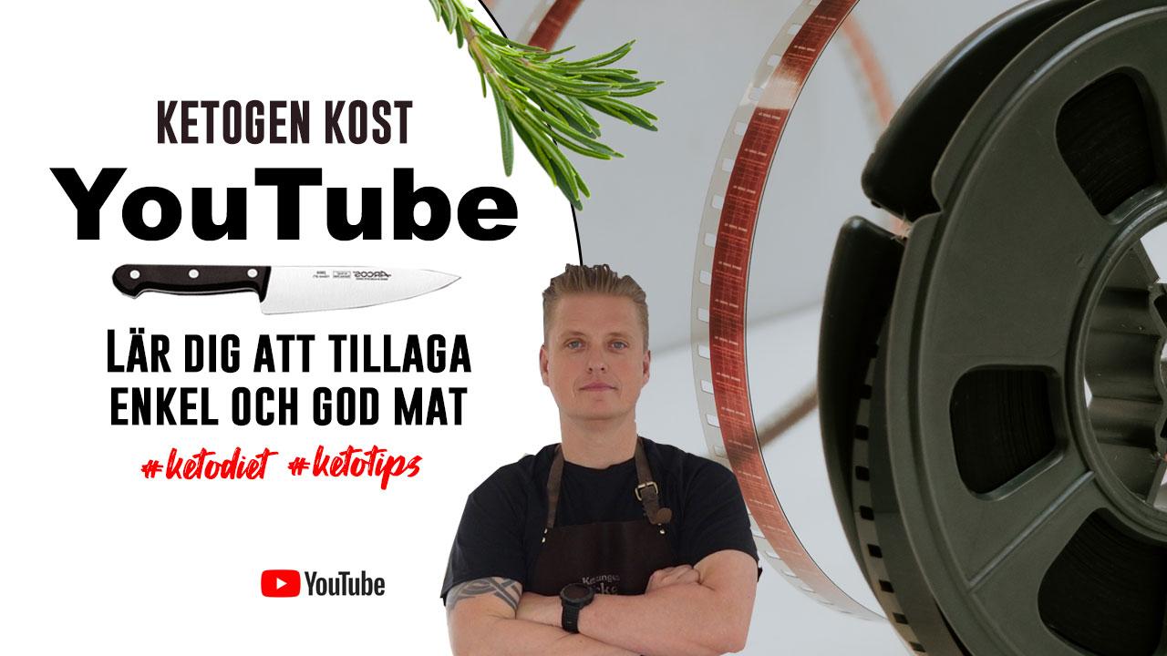 Ketokungen på youtube