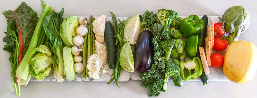 Bra keto grönsaker