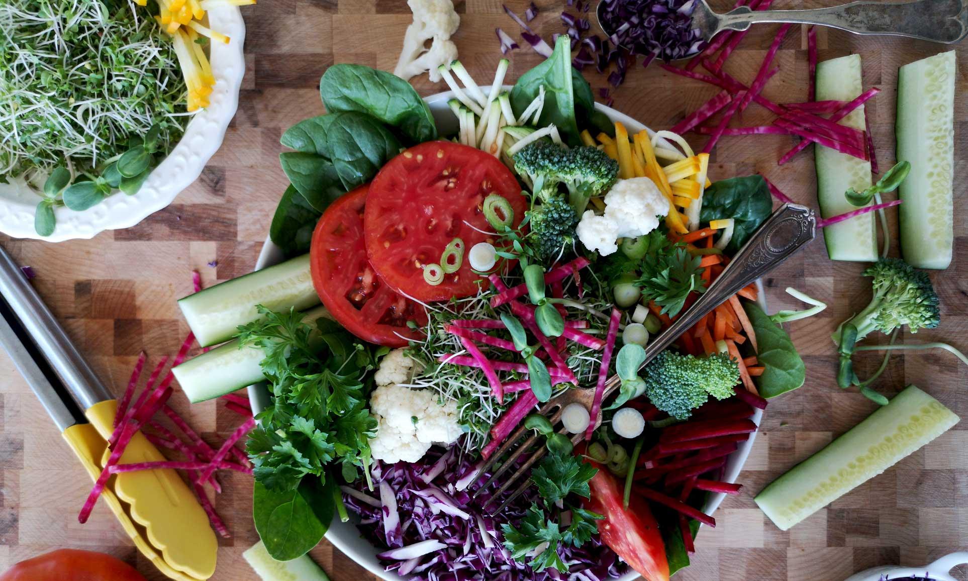 Keto grönsaker